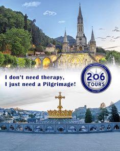 24 Best Lourdes images in 2019 | Pilgrimage, Lourdes france, Our