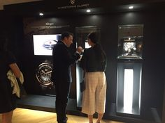 The IWST was a fabulous moment to meet so many interesting watchlovers Geneva, Taiwan, Meet, In This Moment, Fashion, Moda, Fashion Styles, Fashion Illustrations, Fashion Models