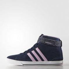Tênis Daily Twist Mid Feminino - Azul adidas | adidas Brasil