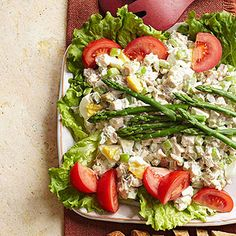 Scoop up this quick Chicken Salad with crackers or crudites for an appetizer, or serve in a sandwich or wrap for lunch or dinner.