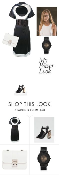 """""""Untitled #371"""" by amory-eyre ❤ liked on Polyvore featuring Maison Margiela, ASOS, Design Inverso and South Lane"""