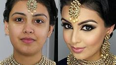 middle eastern makeup - YouTube