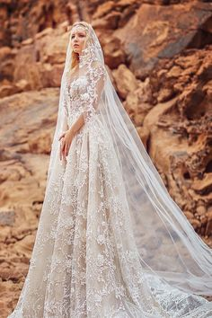 23 Beautiful Vintage-Inspired Wedding Dresses That Bring a Timeless Look!
