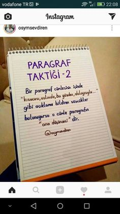 Paragraf taktiği✔ - Bestworld Tutorial and Ideas Turkish Lessons, Diy Clothes Videos, Interesting Information, School Notes, Study Hard, Study Notes, School Lessons, Study Motivation, My Teacher