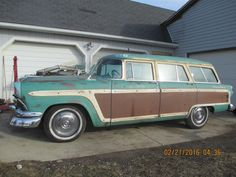 '56 Ford Country Squire SW