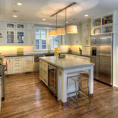 Double Stack Cabinet Kitchen Ideas Pinterest