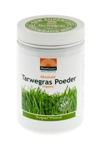 Absolute Tarwegras Wheatgrass Poeder Bio Raw