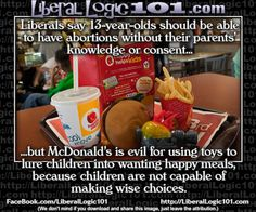 """But it's """"for the children"""" 