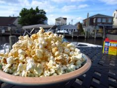 Gluten Free Blondie:how to Homemade Microwave Popcorn