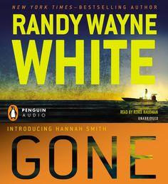 Gone by Randy Wayne White  (Audiobook)