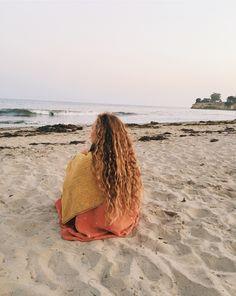 Wavy Hair, New Hair, Your Hair, Summer Hairstyles, Pretty Hairstyles, Hair Inspo, Hair Inspiration, Beach Hair, Dream Hair