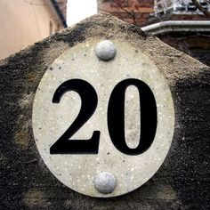 20 is my lucky number, it's when I started dating my love, when my baby girl was DUE... and well that's about it...I like it.