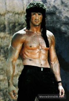 Rambo 3, John Rambo, Bruce Lee, Sylvester Stallone Young, Silvestre Stallone, Stallone Movies, Stallone Rocky, Films Cinema, Hollywood Actor
