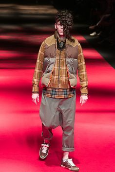 Image of GANRYU COMME des GARCONS 2013 Fall/Winter Collection
