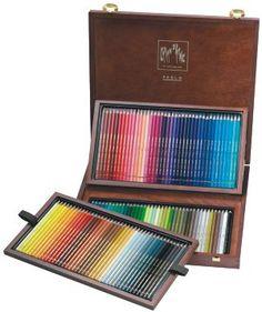 Caran d'Ache pencils. 120 of them.