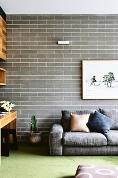 concrete, brick and timber: ideas from a contemporary home. Photography by Derek Swalwell. Styling by Rachel Vigor. From the May 2017 issue of Inside Out Magazine. Available from newsagents, Zinio, https://au.zinio.com/magazine/Inside-Out-/pr-500646627/cat-cat1680012#/  and Nook.