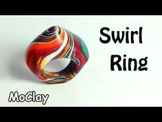 Polymer clay ring tutorials