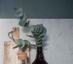 En malta olla vilauttamatta teille keittiön vihreää seinää. Se on yksi onnistuneimmista sävyvalinnoista koko kodissa ja suorastaan rrrrrrrr...