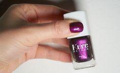 Kure Bazaar nail polish in Catwalk via Green Make-Up | Spirit Beauty Lounge