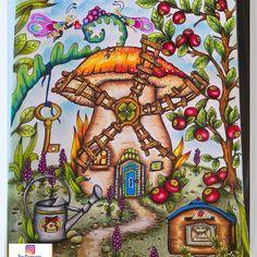 "424 Me gusta, 31 comentarios - Susana (@marinaclarita) en Instagram: ""New Coloring Book Klára Marková. #klaramarkova #klaramarkovajewels #kolorowamafia…"""