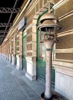 29. Abandonos. La estación internacional de Canfranc.