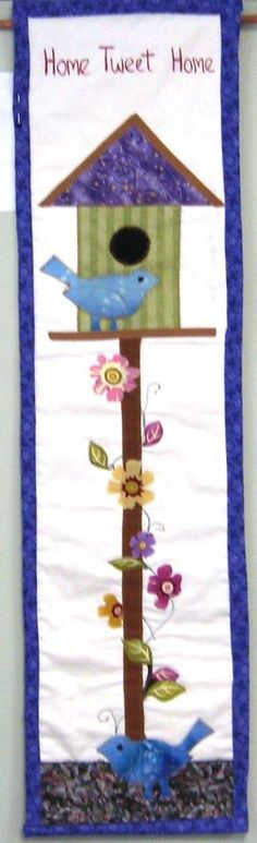 Row By Row 2016, Row By Row Experience, Applique Quilts, Quilt Making, Quilt Patterns, The Row, Holiday, Cute, Crafts