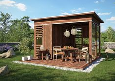 Gazebo, Pergola, Outdoor Furniture Sets, Outdoor Decor, Hygge, Really Cool Stuff, Home Improvement, Shed, Outdoor Structures