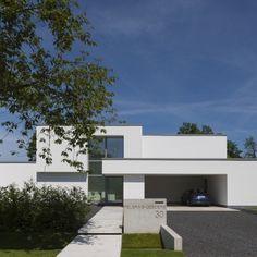 Fotografie woning Zoersel architecte Anja Vissers
