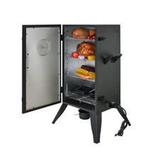 Smoke Hollow Electric Smoker: smoking is now so easy with little spending, buy now with deep discounted price. Electric Smoker Reviews, Best Electric Smoker, Electric Bbq, Electric Grills, Masterbuilt Electric Smokers, Infrared Grills, Best Smoker, Smoke Bbq, Bbq Meat