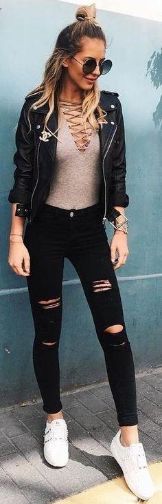 Blanco y Negro Son los colores de la nueva moda!!!