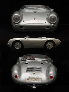 1954 PORSCHE 550 SPYDER | Flickr - Photo Sharing!