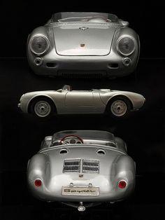 1954 PORSCHE 550 SPYDER | Flickr - Photo Sharing!