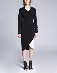 Karina Overlay Midi Dress