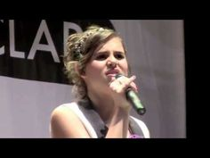 Carly rose sonenclar unforgettable live