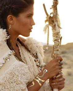 Desert beauty. @rocky_barnes in 'Desert Dweller'. #flashtat #childofwild #tbt