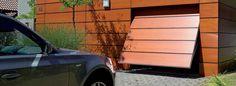 elementem decydującym o wyglądzie domu jest drewno, to uzasadnioną decyzją będzie wybór bramy garażowej z wypełnieniem z litego drewna.
