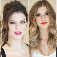 O Passo a Passo para todos os looks desse Post você confere em Uol Mulher, acesse aqui >>>>> http://uol.com/bwdS5k  O cabeleireiro Marco Antônio de Biaggi, do M.G Hair Design, em São Paulo, é o responsável por grande parte dos penteados que você vê nas capas das revistas.