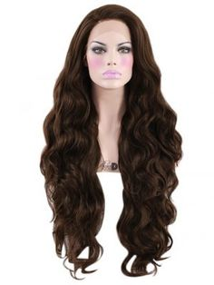 Synthetic Wigs – Powder Room D