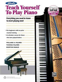 Learn to play the piano and open up a brand new world of musical knowledge with this exciting method from Alfred. Beginners of all ages can start their journey to a lifetime of musical enjoyment. Begi