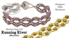 Running River Bracelet (Tutorial)