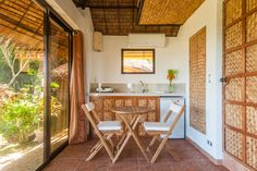 31 Cozy Bamboo Garden Decor For Private Place Bahay Kubo Design Philippines, Hut House, Farm House, Tiny House, Bamboo House Design, Bali, Bamboo Garden, Tropical Houses, Simple House