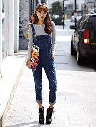 Women's Street Style Denim Overalls Harem Pants Save up to 80% Off at Light in the Box with Coupon and Promo Codes.
