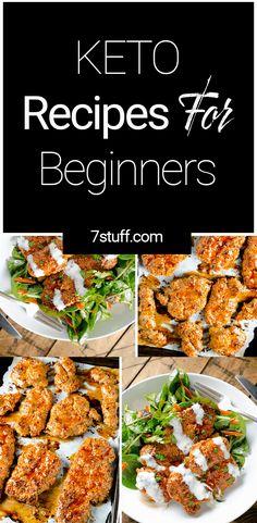 #keto recipes for beginners