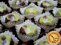 JAPONSKÝ ZAFÍR - originálna čajová pralinka Matcha, Cheesecake, Tea, Desserts, People, House, Food, Tailgate Desserts, Deserts