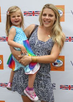 Busy Philipps.. is this her daughter?? very cute.