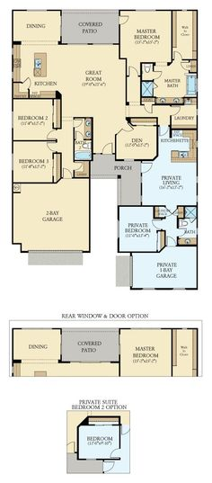 Evolution   Home Within A Home New Home Plan In Tierra Del Rio   Signatures
