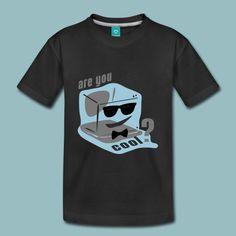 Herr Eiswürfel - zeige wer wirklich cool ist! Mens Tops, Fashion, Cool Shirts, Children, Moda, Fashion Styles, Fasion
