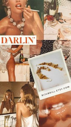 Long Satellite Chain Earrings in Red Brass, Vintage Gold Dangle Earrings, Elegant Stylish Evening Jewelry, Statement Multi Chain Bubble Drop