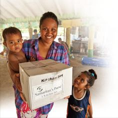 Give the gift of emergency in times of crisis: Samaritan's Purse Canada Gift Catalog
