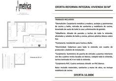 Oferta Vivienda 50 m2